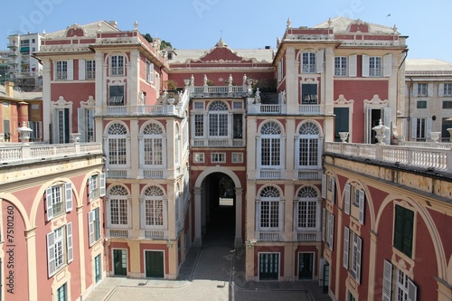Fotografia  Palazzo Reale Genova