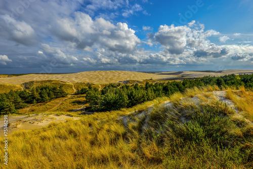 Fotobehang - Krajobraz Morski, morze, wybrzeże, Bałtyk