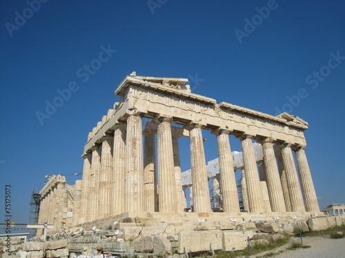 Printed kitchen splashbacks Athens parthenon3