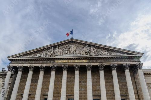 Fotografía  National assembly Paris