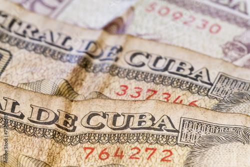 Cuban Peso Slika na platnu