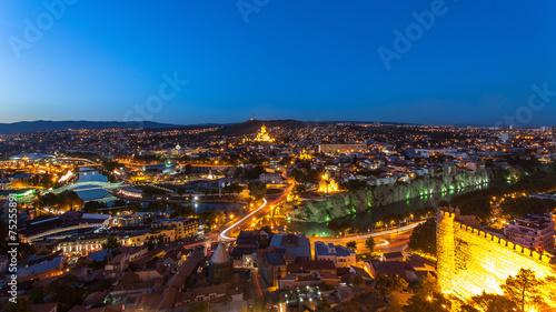 Tbilisi by night © beryslaw