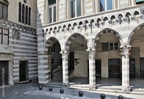 Valokuva  Piazza san Matteo Genova