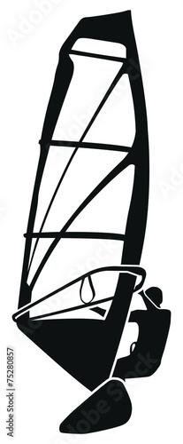 Surfer Windsurfer #75280857