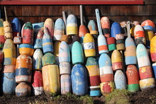 Bundles Of Buoys