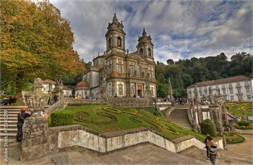 Fotografie, Obraz  Santuario Bom Xesus