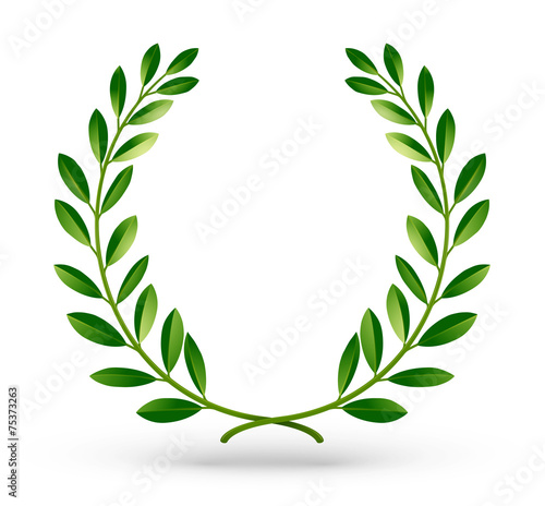 Couronne De Laurier Vectorielle 1 Buy This Stock Vector And Explore Similar Vectors At Adobe Stock Adobe Stock