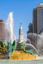 Swann Memorial Fountain, Phila...