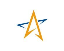 Star Logo Template V.2