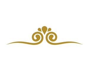 Fototapetaornament logo