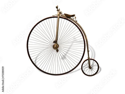 Vintage bicycle © Pink Badger