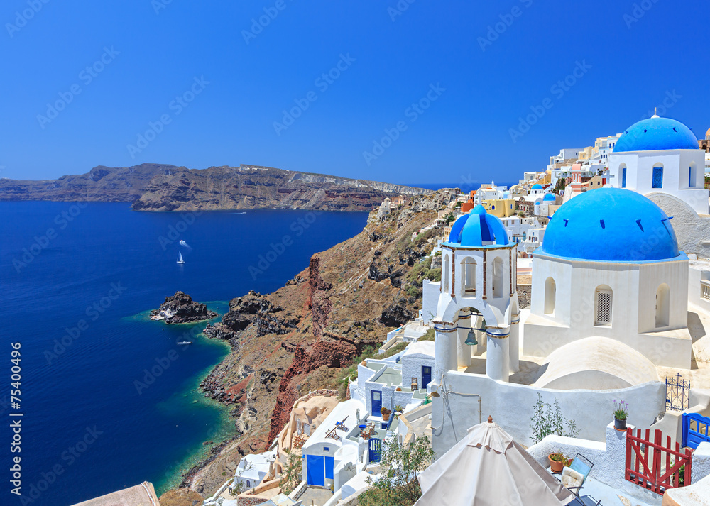 Fototapety, obrazy: Greece Santorini