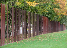 Berlin Wall Memorial Germany W...