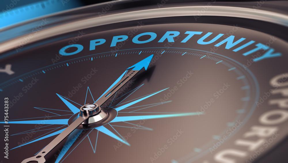 Fototapety, obrazy: Business Opportunity