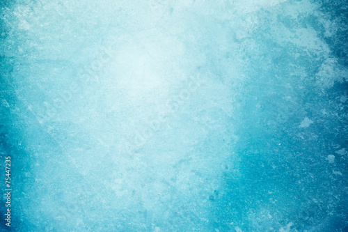 Textured ice - 75447235
