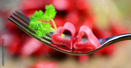 Papel de parede Liebe Essen