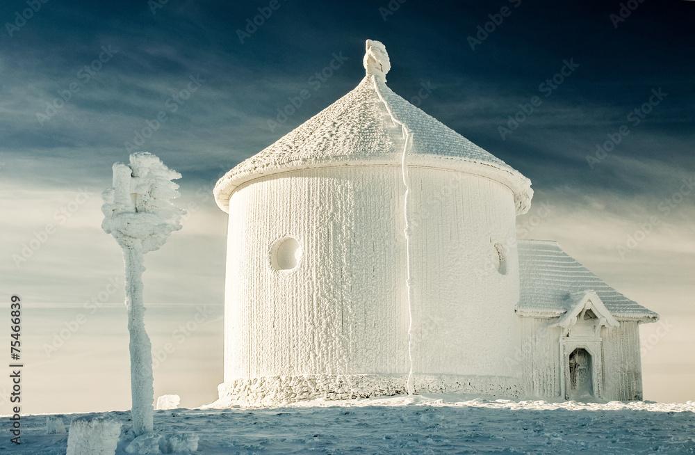 Fototapety, obrazy: Winter