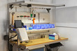 Technician workbench desk