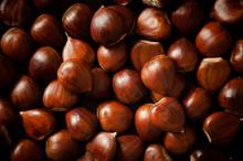 Pile Of Chestnut
