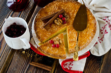 Breton Cake