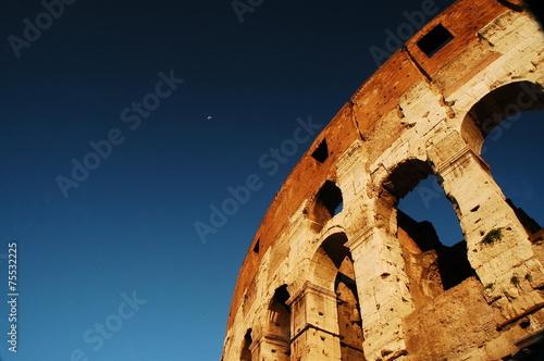 Foto op Aluminium Rome Il Colosseo a Roma