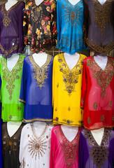 Dubai textile market