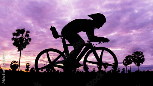 Cycling on twilight time