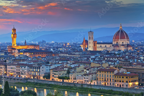 Aluminium Prints Florence Florence.