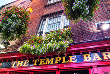 The Temple Bar – Dublin Irle...