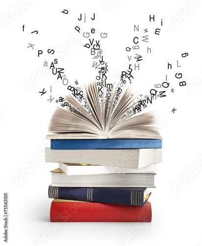 Livre Et Litterature Et Alphabet Acheter Cette Photo Libre