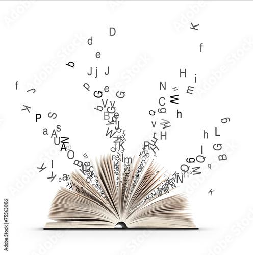 Foto  Livre et Litterature et Alphabet