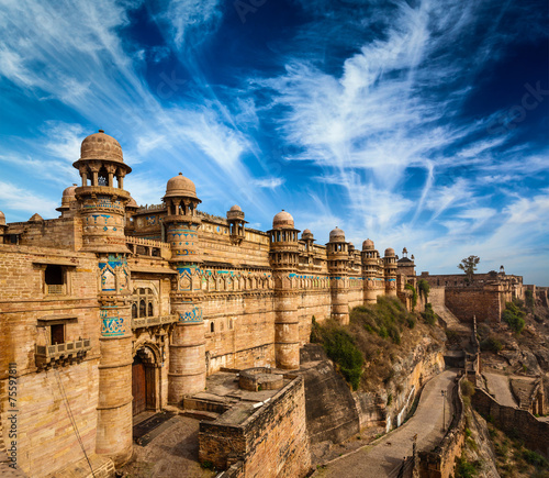 Papiers peints Fortification Gwalior fort
