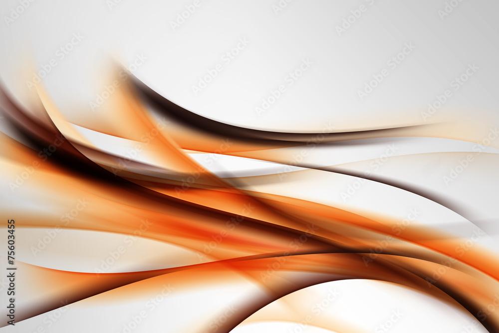abstrakcja na szarym tle