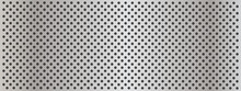 Metal Perforated Texture Backg...