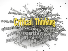 3d Image Critical Thinking Iss...