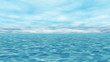 abstract sea and sky 4k