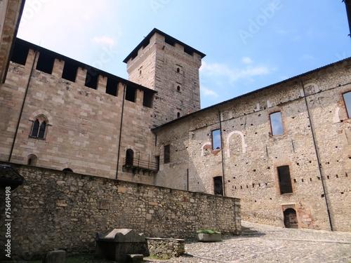 Fotografia, Obraz  Burg Rocca - Angera - Lago Maggiore