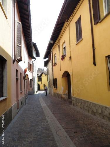 Photo  Angera - Rocca - Lago Maggiore