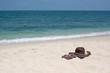 Tropical beach getaway