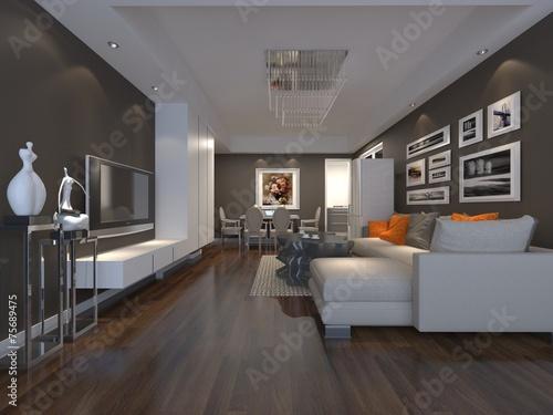 Fotografija  3D Interior design