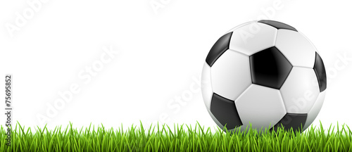 Ballon de football vectoriel 2