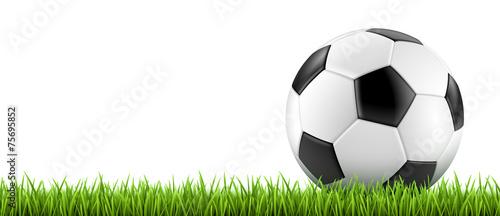 Ballon de football vectoriel 2