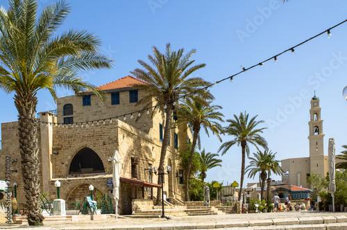 Aluminium Prints Brazil Old Jaffa District, Tel Aviv
