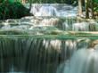 Waterfall at Huay Mae Khamin National Park, Thailand