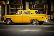 Retro Taxi