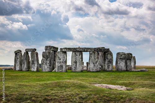 fototapeta na ścianę Stonehenge, Anglia, Wielka Brytania