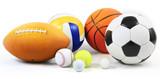Fototapeta sport - Sports balls