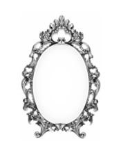 Vintage Silver Frame
