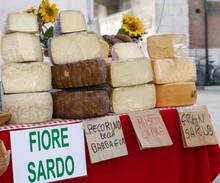 Sardinian Origin Cheese For Sa...