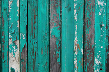 Wooden Palisade Background.